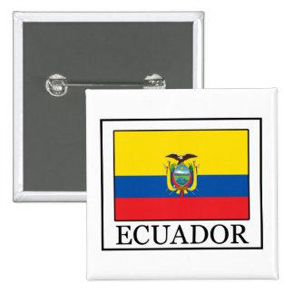 Ecuador Button