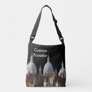 Ecuador - Cathedral of the Immaculate Conception Crossbody Bag