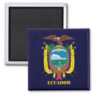 Ecuador COA Magnet