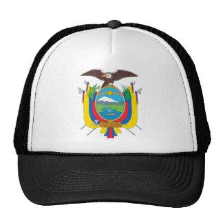 Ecuador Coat of Arms Trucker Hat