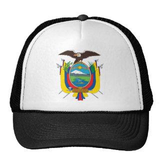 Ecuador Coat Of Arms Cap