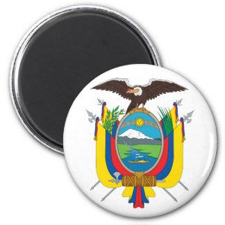 Ecuador Coat of Arms Magnet