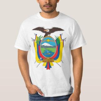 Ecuador Coat of Arms Shirts