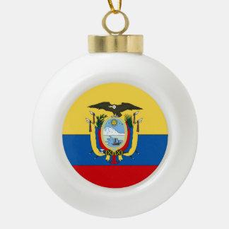 Ecuador Ornaments