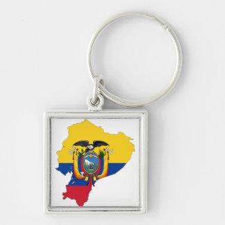Ecuador EC Key Ring