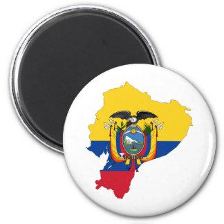 Ecuador EC Magnet