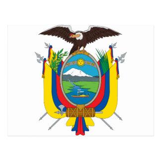 Ecuador EC Postcard
