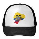 Ecuador EC Trucker Hats