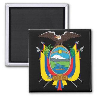 ecuador emblem magnet