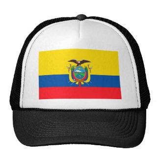 Ecuador Flag Cap