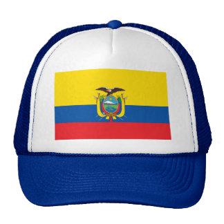 Ecuador Flag EC Cap