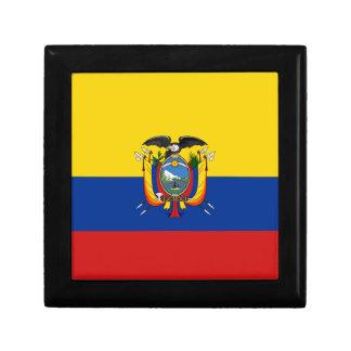 Ecuador Flag Gift Box