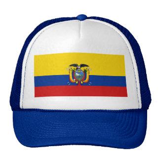 Ecuador Flag Hat
