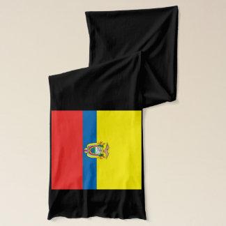 Ecuador Flag Scarf