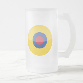 Ecuador Frosted Glass Mug