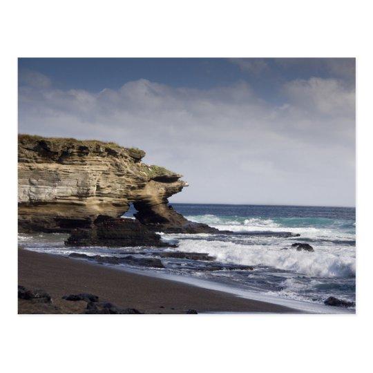 Ecuador, Galapagos, Santiago aka James). Postcard