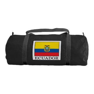 Ecuador Gym Duffel Bag
