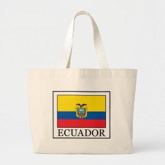 Ecuador Jumbo Tote Bag