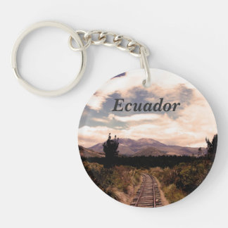 Ecuador Key Ring