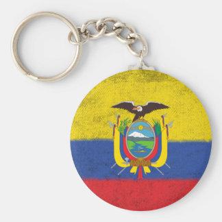 Ecuador Key Ring