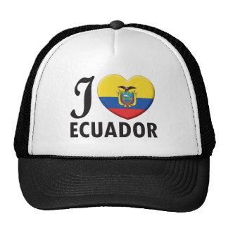 Ecuador Love Cap
