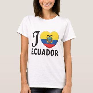 Ecuador Love T-Shirt