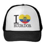 Ecuador Love v2 Mesh Hat