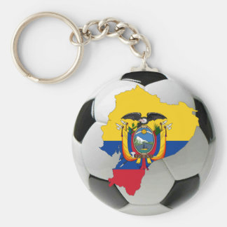 Ecuador national team key ring