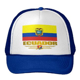 """Ecuador Pride"" Cap"