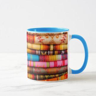 Ecuador, Quito Area, Otavalo Handicraft Market Mug