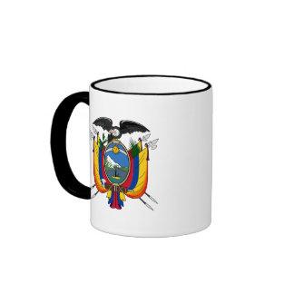 Ecuador Ringer Mug