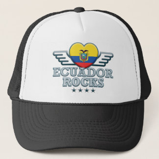 Ecuador Rocks v2 Trucker Hat