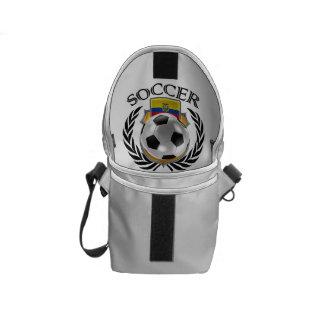 Ecuador Soccer 2016 Fan Gear Commuter Bag