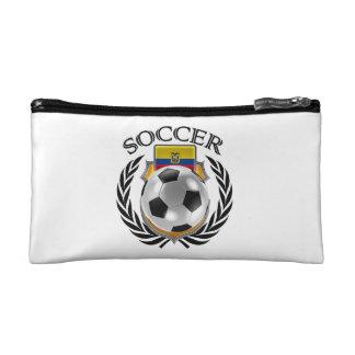 Ecuador Soccer 2016 Fan Gear Cosmetic Bags