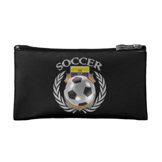 Ecuador Soccer 2016 Fan Gear Cosmetics Bags