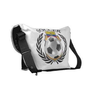 Ecuador Soccer 2016 Fan Gear Courier Bag