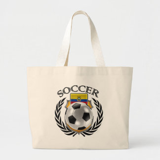 Ecuador Soccer 2016 Fan Gear Jumbo Tote Bag