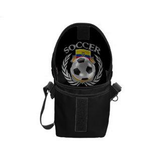 Ecuador Soccer 2016 Fan Gear Messenger Bag