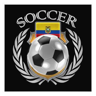 Ecuador Soccer 2016 Fan Gear Photographic Print