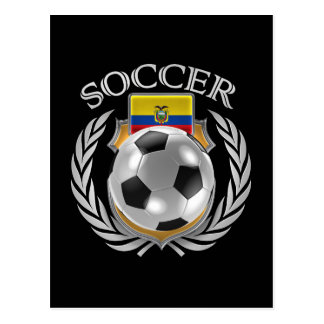 Ecuador Soccer 2016 Fan Gear Postcard