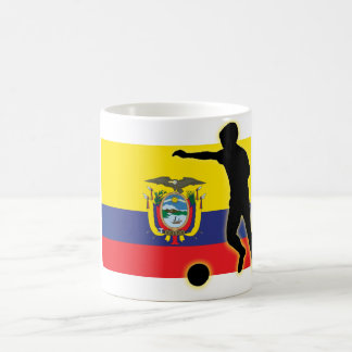 Ecuador Striker Coffee Mug