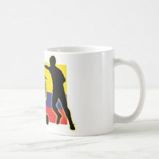 Ecuador Striker Coffee Mug