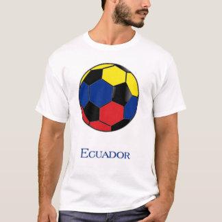 Ecuador World Cup Soccer T-Shirt