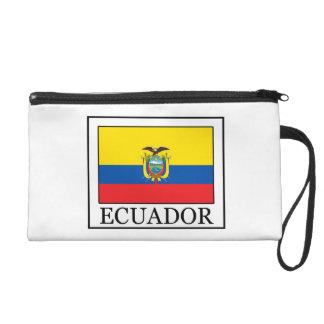 Ecuador wristlet