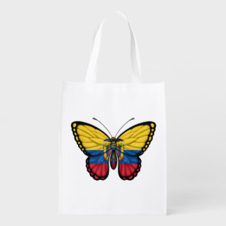 Ecuadorian Butterfly Flag