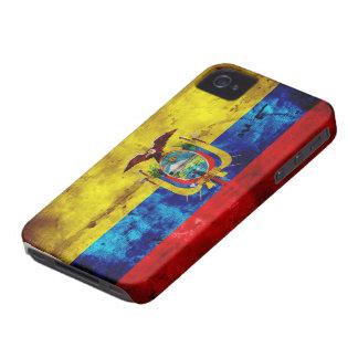 Ecuadorian Flag iPhone 4 Case-Mate Case