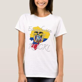 Ecuadorian Girls Rock! T-Shirt