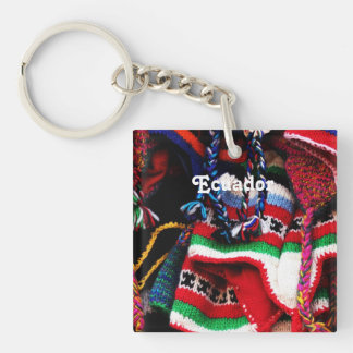 Ecuadorian Key Ring