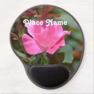 Ecuadorian Rose Gel Mouse Pad