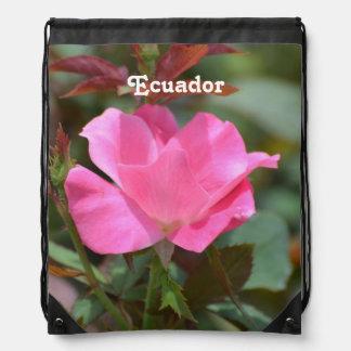 Ecuadorian Rose Rucksack